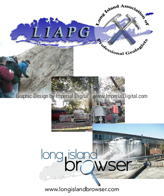 Long Island Association of Professional Geologists (LIAPG) - Geology Long Island, New York