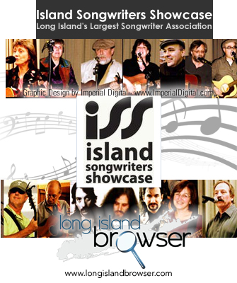 The Long Island Songwriter's Showcase ISS is Long Island's largest songwriter organization of songwriters, lyricists and performers.