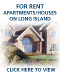 Apartments, houses, condominiums, co-ops for rent in Nassau County, Suffolk County, Hamptons, Long Island, New York