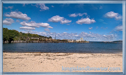 Hempstead Harbor Beach Park
