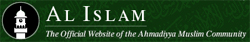 Al Islam - Ahmadiyya Muslim Community