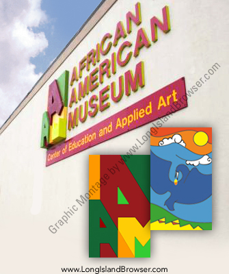 African American Museum of Nassau County - Center of Education and Applied Art - Hempstead Long Island New York