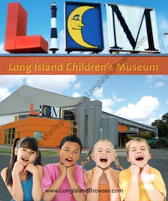 Long Island Children's Museum - Garden City Nassau County Long Island New York