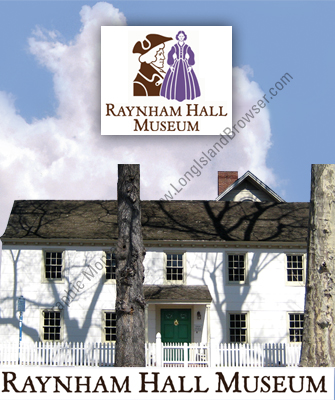 Raynham Hall Museum - The Historic Home of America's First Documented Valentine - Oyster Bay Nassau County Long Island New York
