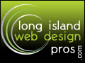 Long Island Web Design Pros · The Web Design Professionals of Long Island, New York