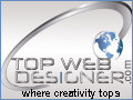 Top Web Designer · Where Creativity Tops · The Professional Portal for Web and Print Design  · Complete Web  Print Programming Web Hosting IT Solutions