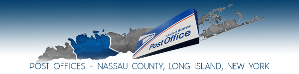 Post Offices in Nassau County, Long Island, New York